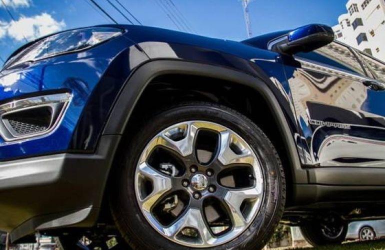 Jeep Compass 2.0 16V Longitude - Foto #10