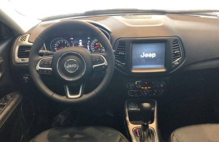 Jeep Compass 2.0 16V Longitude - Foto #9