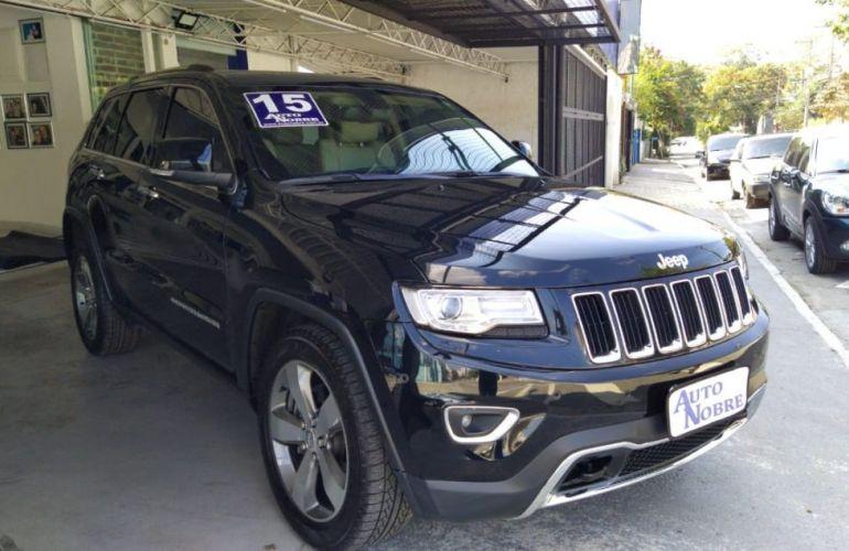 Jeep Grand Cherokee 3.6 Limited 4x4 V6 24v - Foto #3