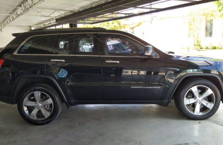 Jeep Grand Cherokee 3.6 Limited 4x4 V6 24v - Foto #4