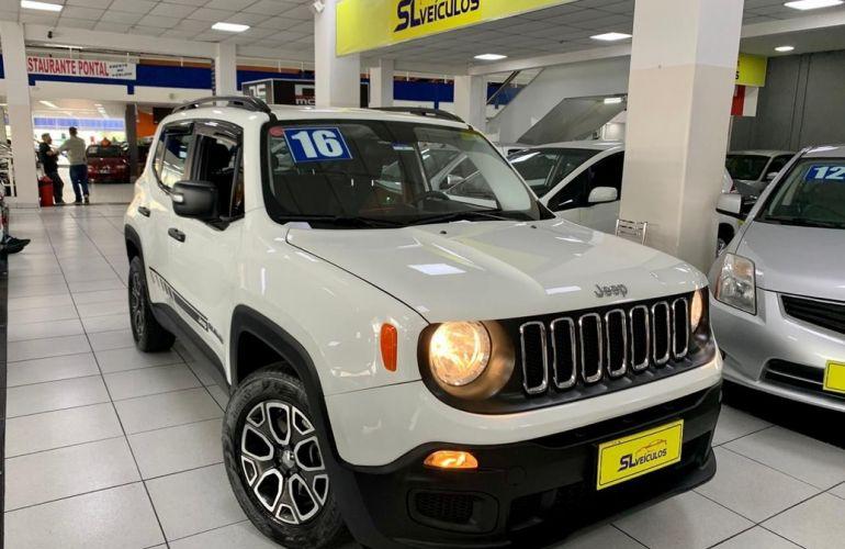 Jeep Renegade 1.8 16v - Foto #1