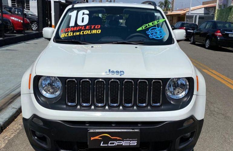 Jeep Renegade 1.8 16V Sport - Foto #3