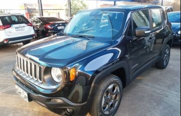 Jeep Renegade 2.0 16V Turbo Sport 4x4 - Foto #1