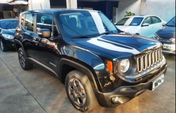 Jeep Renegade 2.0 16V Turbo Sport 4x4 - Foto #3