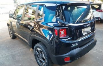 Jeep Renegade 2.0 16V Turbo Sport 4x4 - Foto #4