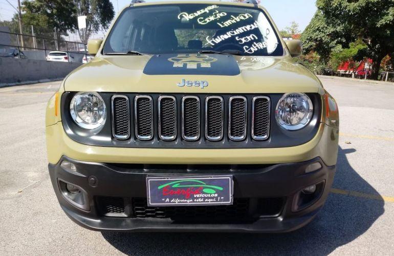 Jeep Renegade 1.8 16V Longitude - Foto #3