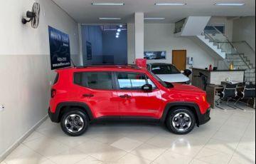 Jeep Renegade Sport 1.8 16v Flex - Foto #3