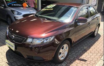 Kia Cerato 1.6 Ex3 Sedan 16v - Foto #2