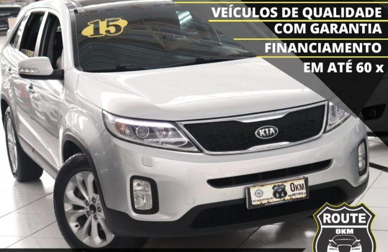 Kia Sorento 3.5 V6 EX 7l 4wd - Foto #1