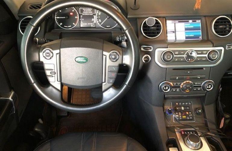 Land Rover Discovery 4 3.0 SE 4x4 V6 24v Bi-turbo - Foto #4