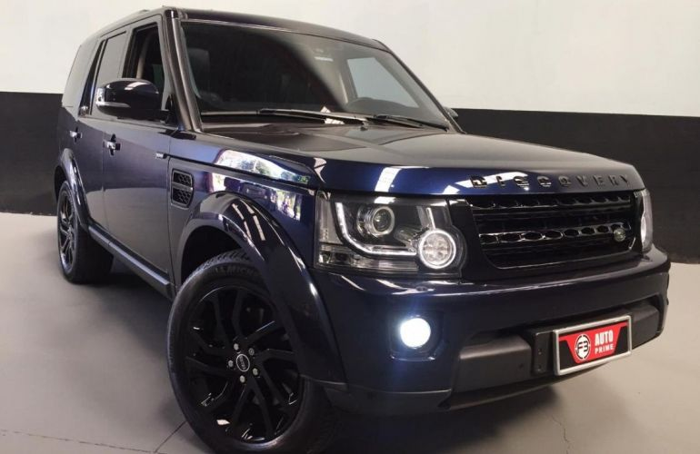 Land Rover Discovery 3.0 Hse Sdv6 4x4 Turbo Intercooler - Foto #1