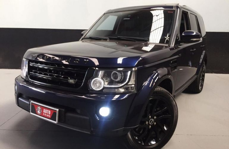 Land Rover Discovery 3.0 Hse Sdv6 4x4 Turbo Intercooler - Foto #2