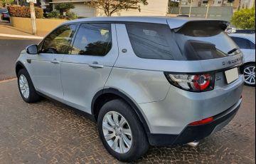 Land Rover Discovery Sport 2.0 16V Turbo Se - Foto #6