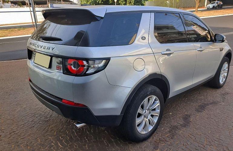 Land Rover Discovery Sport 2.0 16V Turbo Se - Foto #7