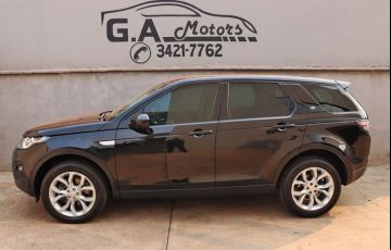 Land Rover Discovery Sport 2.0 16V Si4 Turbo Hse - Foto #3