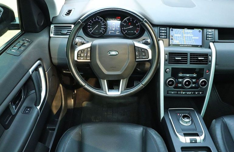 Land Rover Discovery Sport 2.0 16V Si4 Turbo Hse - Foto #8