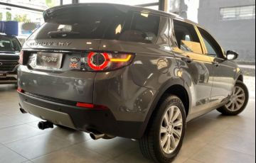 Land Rover Discovery Sport 2.2 16V Sd4 Turbo Se - Foto #2