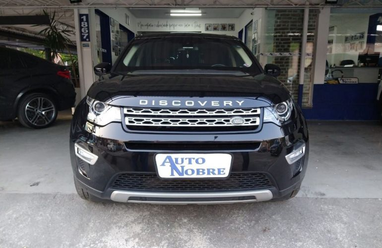Land Rover Discovery Sport 2.0 16V Si4 Turbo Hse Luxury - Foto #1