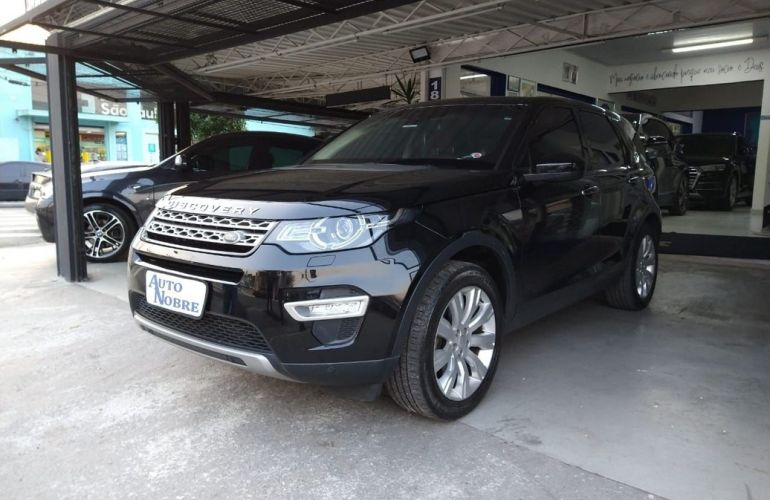 Land Rover Discovery Sport 2.0 16V Si4 Turbo Hse Luxury - Foto #2