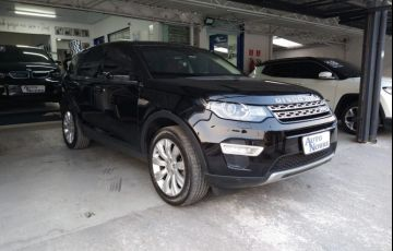 Land Rover Discovery Sport 2.0 16V Si4 Turbo Hse Luxury - Foto #3
