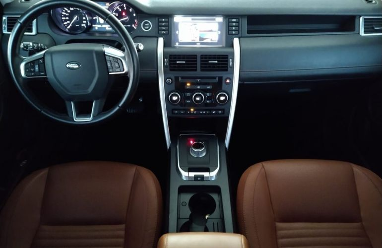Land Rover Discovery Sport 2.0 16V Si4 Turbo Hse Luxury - Foto #6