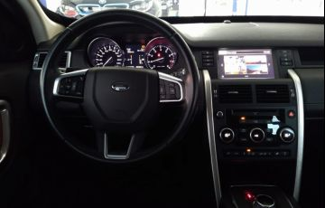 Land Rover Discovery Sport 2.0 16V Si4 Turbo Hse Luxury - Foto #7