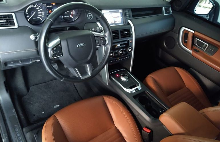 Land Rover Discovery Sport 2.0 16V Si4 Turbo Hse Luxury - Foto #9