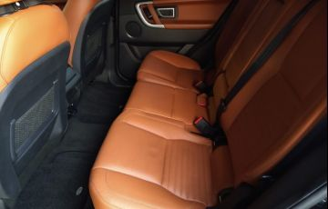 Land Rover Discovery Sport 2.0 16V Si4 Turbo Hse Luxury - Foto #10