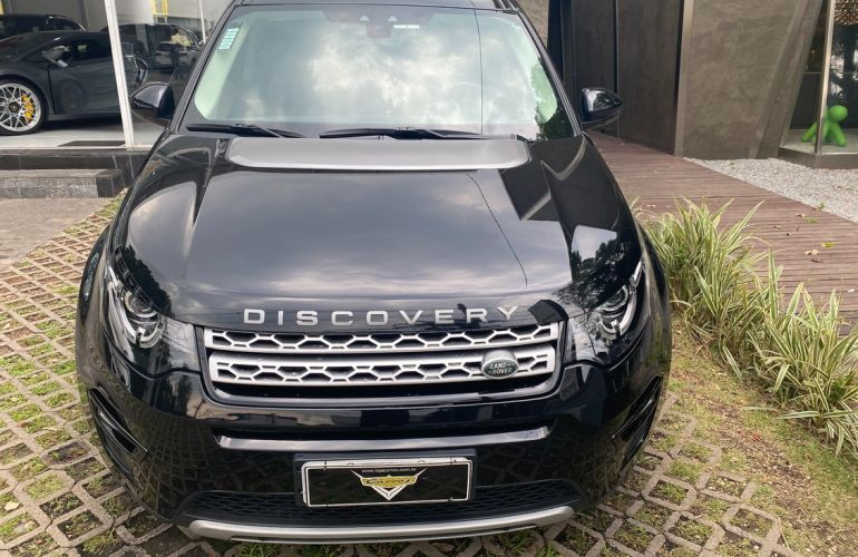 Land Rover Discovery Sport 2.0 16V Si4 Turbo Hse - Foto #4