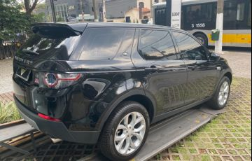 Land Rover Discovery Sport 2.0 16V Si4 Turbo Hse - Foto #7