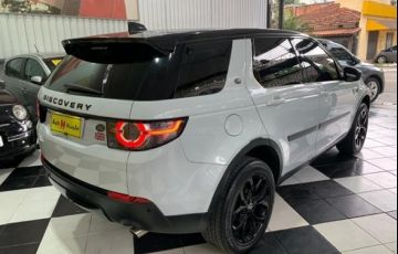 Land Rover Discovery Sport 2.0 16V Si4 Turbo Hse - Foto #9