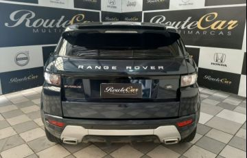 Land Rover Range Rover Evoque 2.0 Dynamic 4WD 16v - Foto #4