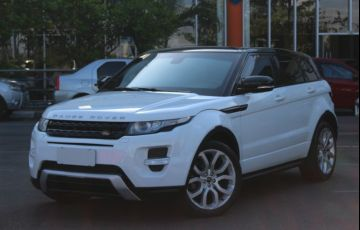 Land Rover Range Rover Evoque 2.0 Dynamic Tech 4WD 16v - Foto #1