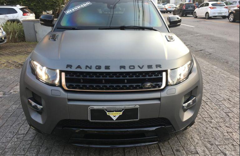 Land Rover Range Rover Evoque 2.0 Dynamic Tech Coupe 4WD 16v - Foto #1