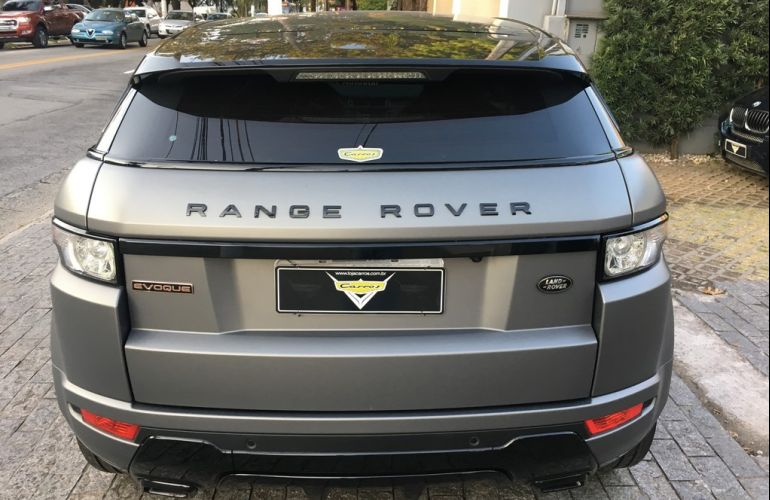 Land Rover Range Rover Evoque 2.0 Dynamic Tech Coupe 4WD 16v - Foto #4