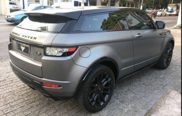 Land Rover Range Rover Evoque 2.0 Dynamic Tech Coupe 4WD 16v - Foto #5