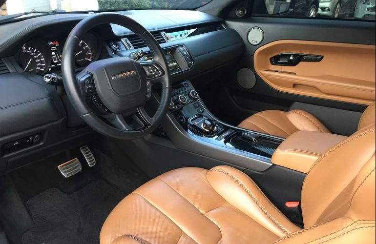 Land Rover Range Rover Evoque 2.0 Dynamic Tech Coupe 4WD 16v - Foto #7