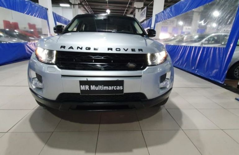 Land Rover Range Rover Evoque 2.0 Pure Tech 4WD 16v - Foto #1