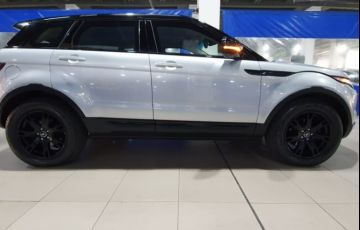 Land Rover Range Rover Evoque 2.0 Pure Tech 4WD 16v - Foto #5