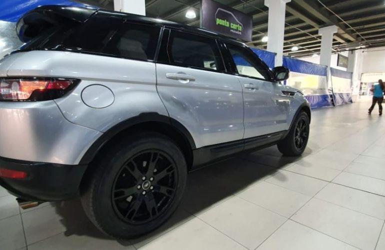 Land Rover Range Rover Evoque 2.0 Pure Tech 4WD 16v - Foto #6