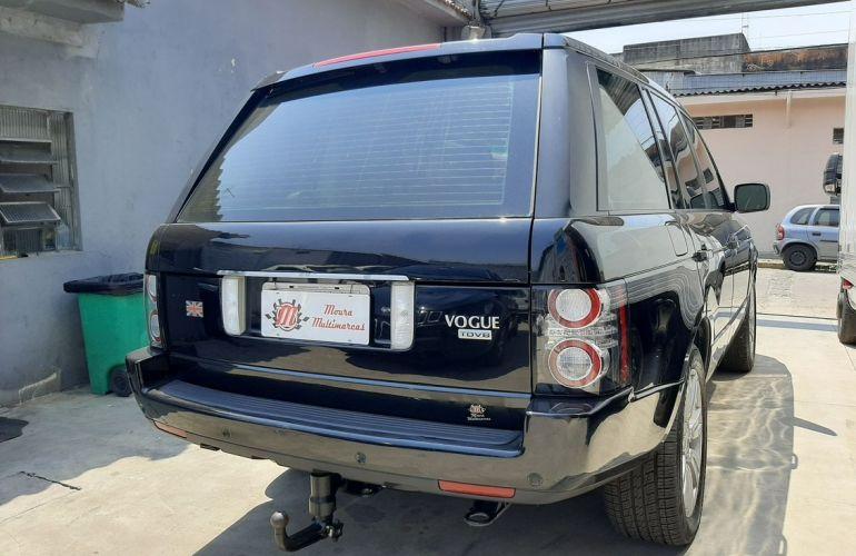 Land Rover Range Rover Vogue 4.4 Itdv8 4x4 Turbo - Foto #3