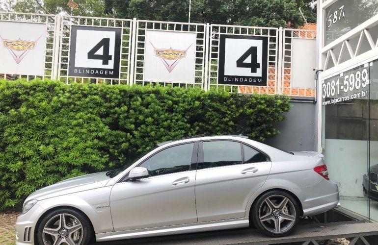 Mercedes-Benz C 63 Amg 6.2 Sedan V8 - Foto #1