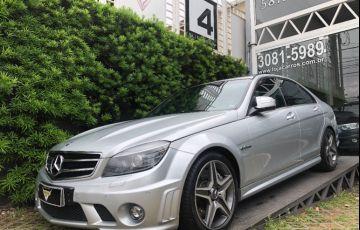 Mercedes-Benz C 63 Amg 6.2 Sedan V8 - Foto #3