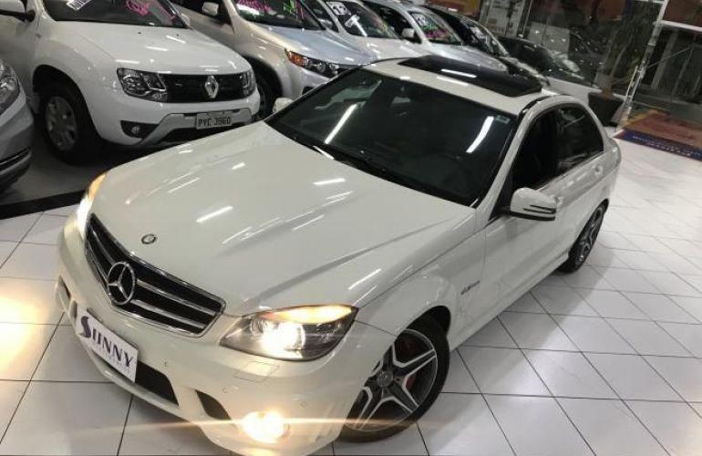 Mercedes-Benz C 63 Amg 6.2 Sedan V8 - Foto #5