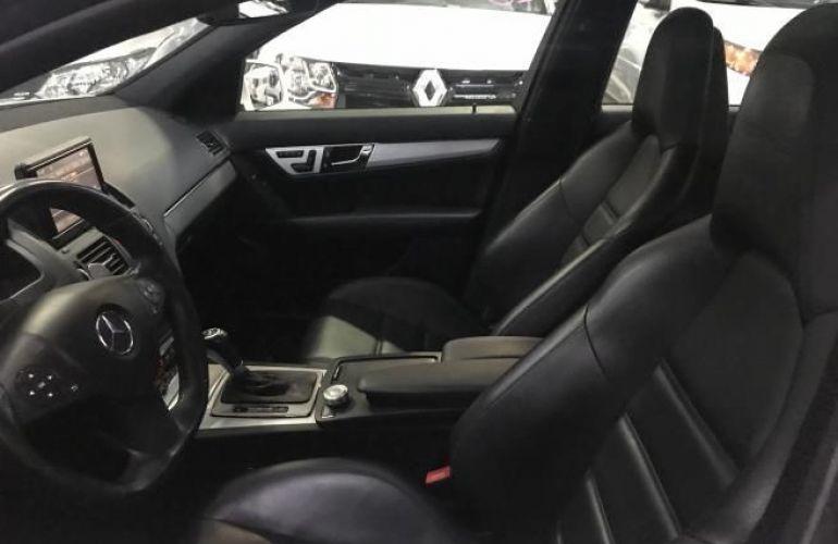 Mercedes-Benz C 63 Amg 6.2 Sedan V8 - Foto #10