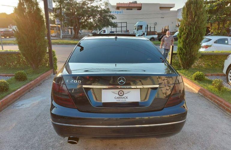 Mercedes-Benz C 200 1.8 Cgi Avantgarde 16v - Foto #5