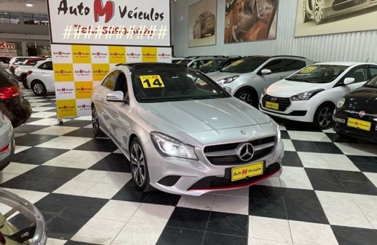 Mercedes-Benz Cla 200 1.6 First Edition Turbo - Foto #1
