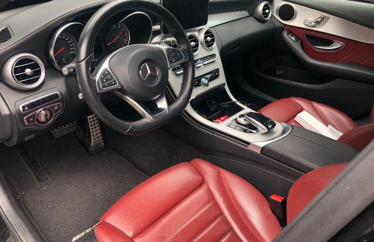 Mercedes-Benz C 450 3.0 V6 Bluedirect 24v Turbo Amg Sport - Foto #7