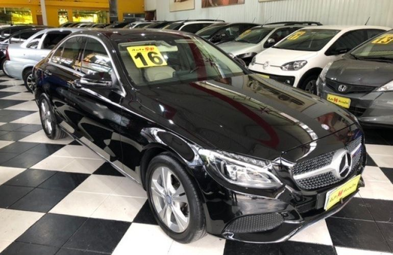 Mercedes-Benz C 180 1.6 Cgi 16V Turbo - Foto #3