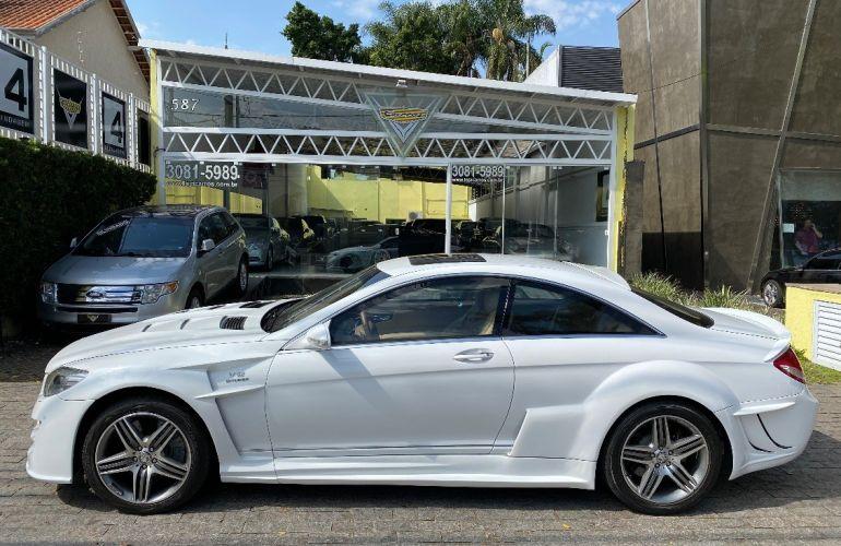 Mercedes-Benz CL 65 AMG 6.0 V12 - Foto #1